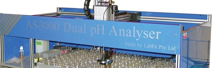 Dual pH Analyzer